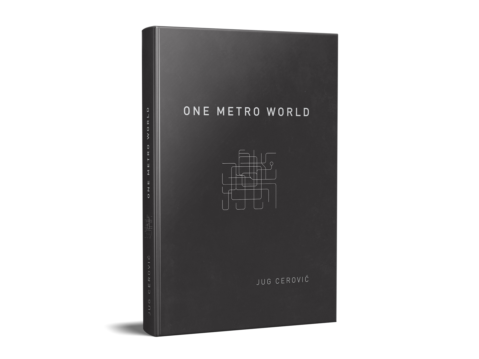 One Metro World book