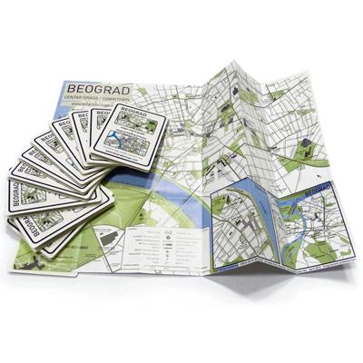 Belgrade City Transport Map