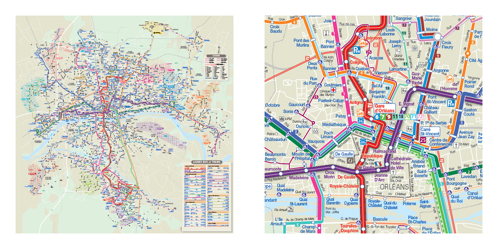European Bus Maps Jug Cerovic Architect