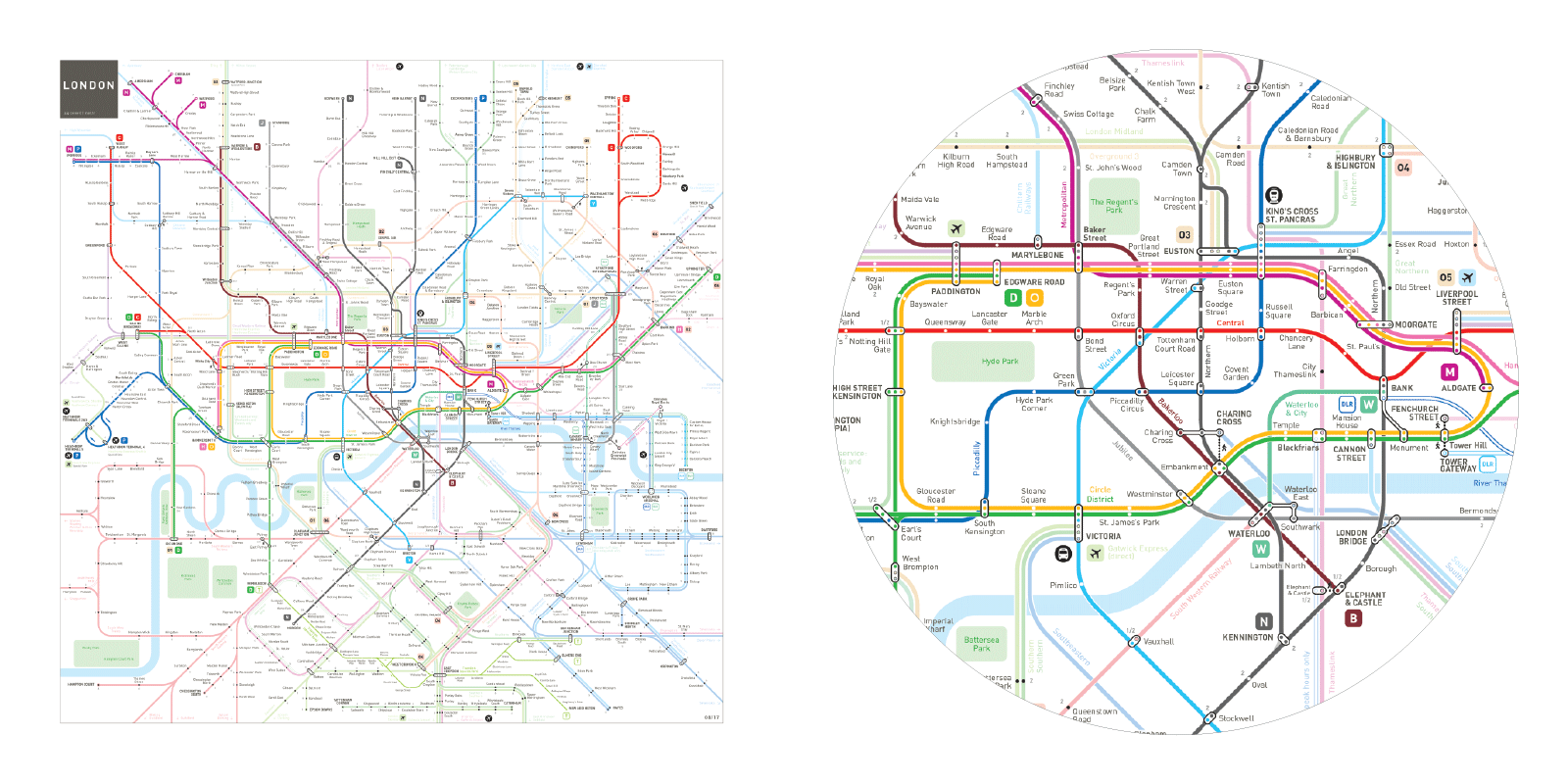 Inat Metro Maps Jug Cerovic Architect