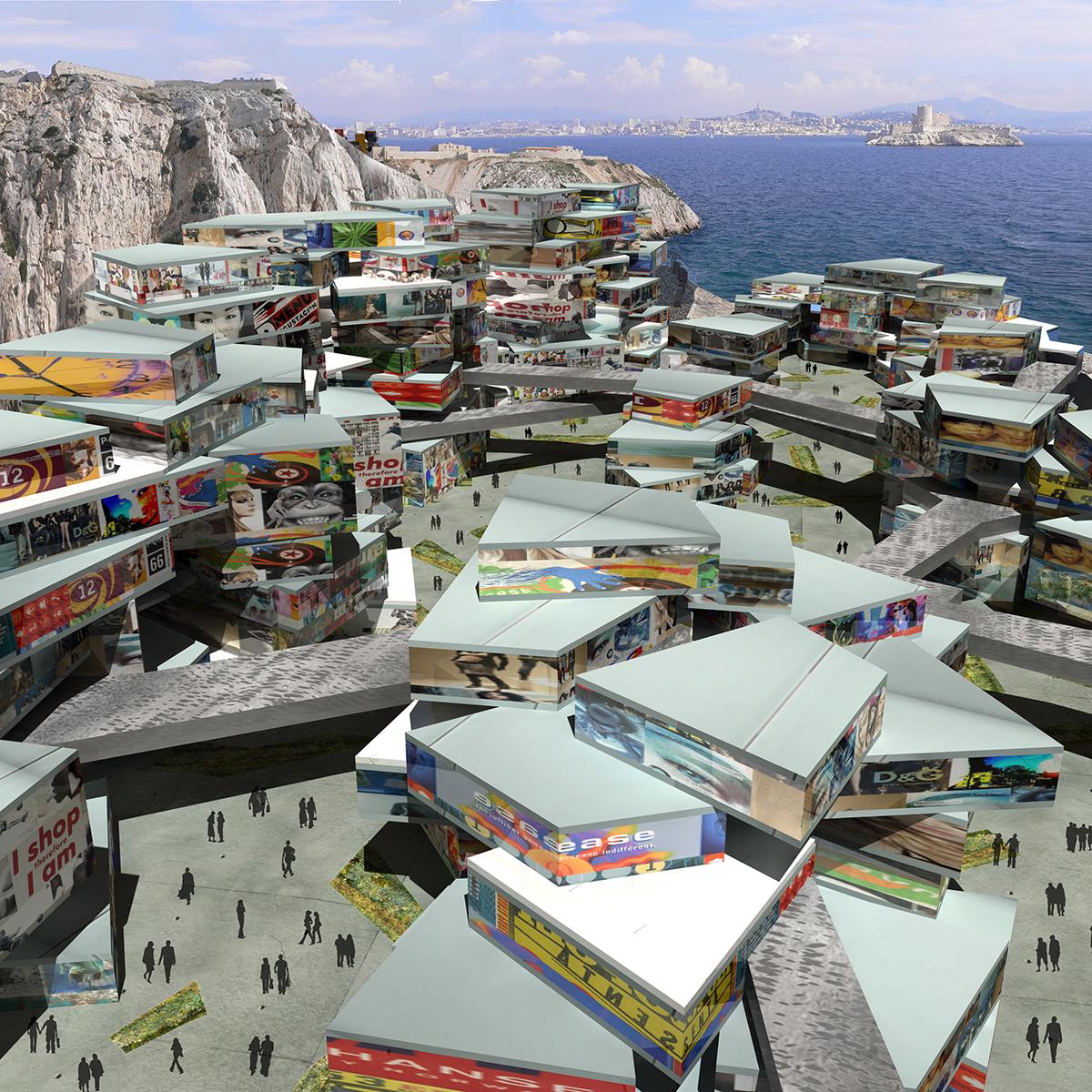 Shop Island