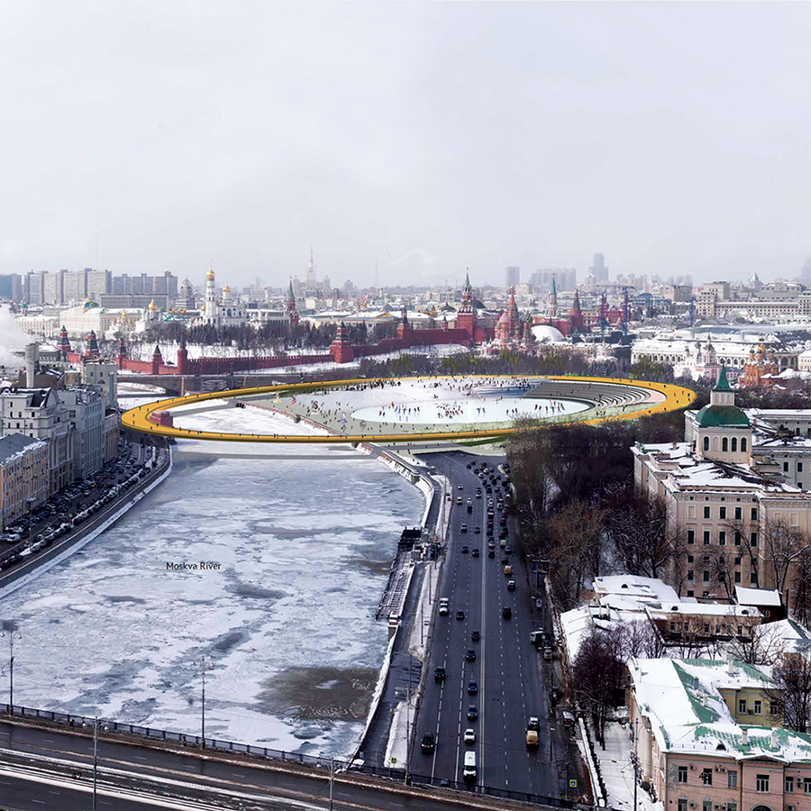 Moscow Golden Ring