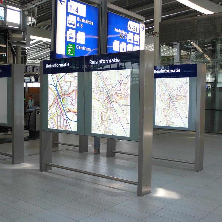 Utrecht Official Map