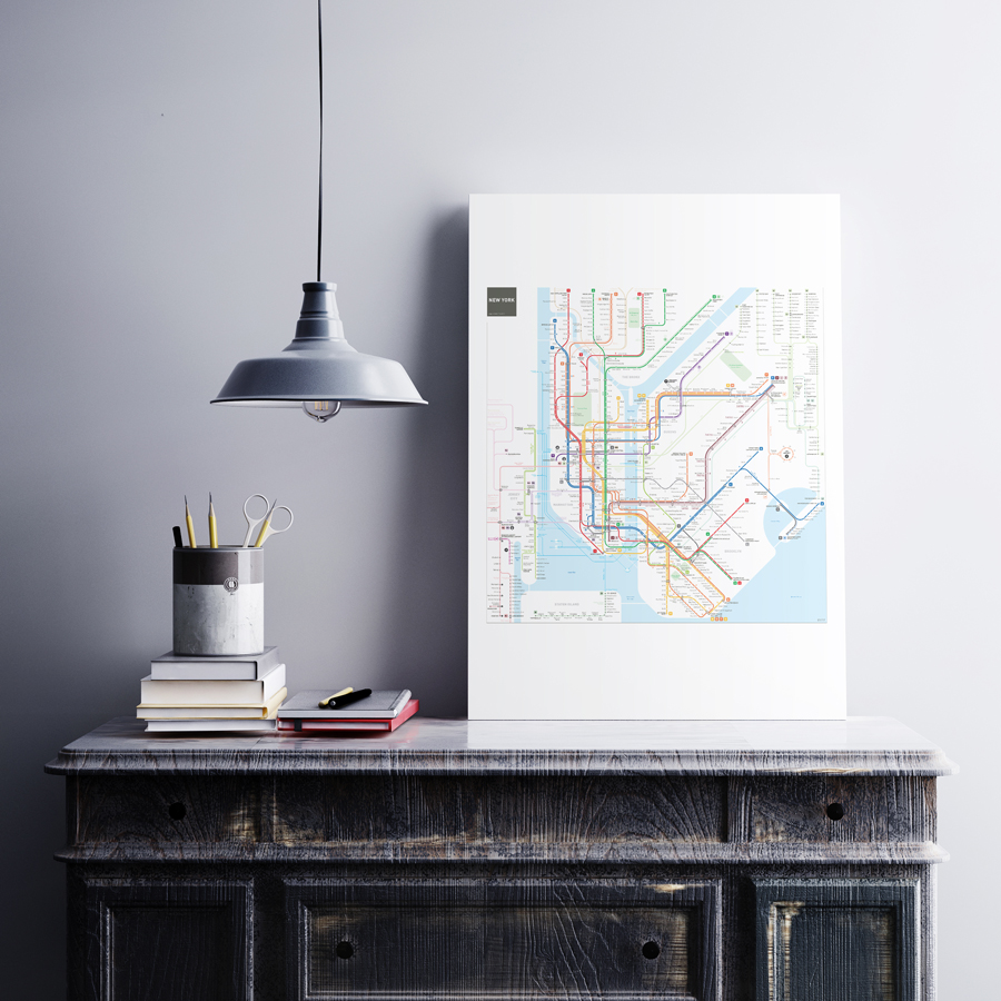 world metro maps