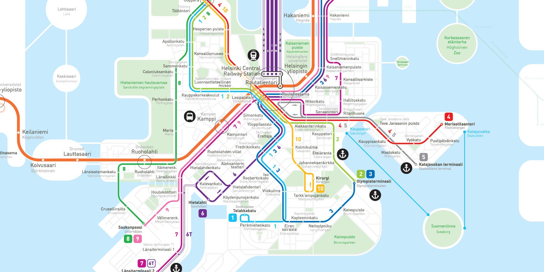 finland helsinki metro rer train dieulois